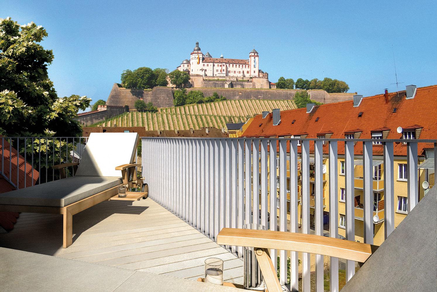 Exposé / Wohnen im Herzen von Würzburg